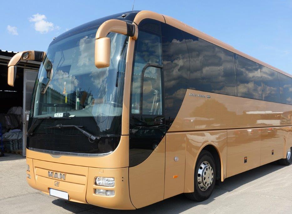 Autobusová preprava - Autobusár